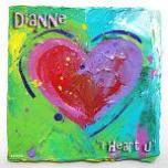 Dianne - I heart U Cover3